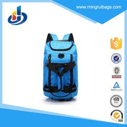 Outdoor backpack waterproof Luggage bag Three methods Hand luggage men and women travel bag