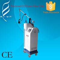 beijing dym online glass tube fractional CO2 laser skin tightening fractional CO2 laser