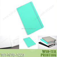 Christmas promotion hardcover book / paper notebook