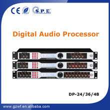 SPE AUDIO speaker managerment 2 in 4 out 3 in 6 out 4 in 8 out optional digital dsp audio processor