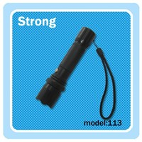 good quality Led rechargeable torch; good reputation rechargeable flashlight