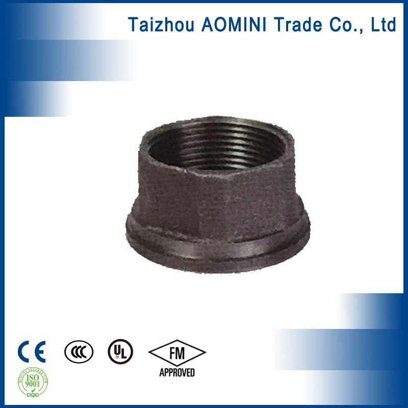 Electric galvanized malleable iron pipe fittings socket