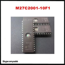 List all ST electronic components memory ic M27C2001-10F1 in stock
