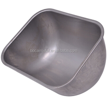 high quality Stainless Steel trough for cattle manufacture