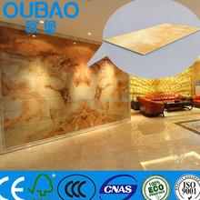 2015 new product artificial stone plastic composite construction building modern house interior decoration tile ceramic