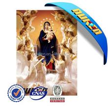 Impressão Lenticular imagem 3d de jesus cristo