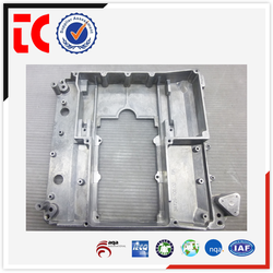 Precision aluminum die casting OEM Hot sales custom made aluminum die casting balance shell with good quality