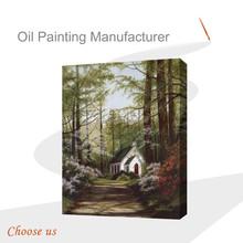 2015 Selling Forest Landscape Landscape Painting