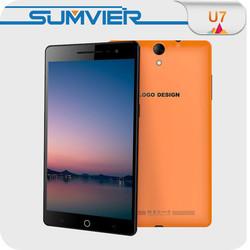 6 inch smartphone with MTK6592 Octa Core RAM 2GB ROM 16GB
