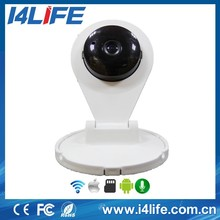 Wireless Wifi cam 720P Two Way Audio P2P IP Network CCTV Camera Indoor Home