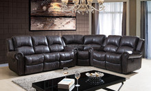 living room products luxury furniture sectional sofa leather reclining sofa