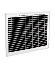 A grade 12V solar panel 10w 20w 30W 12v/18v