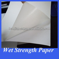 matalized paper