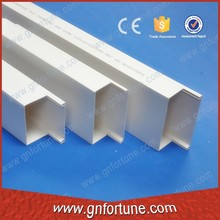 Easy installation cable duct channel/ PVC trunking