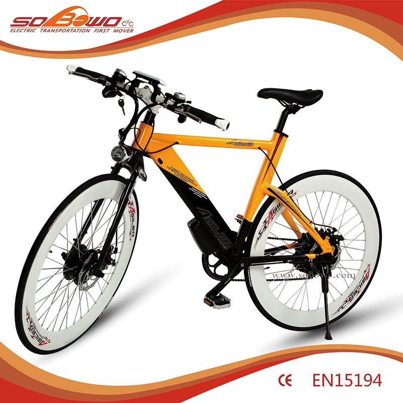 2015ใหม่s1836v8ahแบตเตอรี่li- ionบุรุษไฮบริดeจักรยานจีน