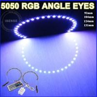5050 SMD Halo Ring Light 40mm 50mm 60mm 70mm 80mm 90mm 100mm Angel Eyes led ring light