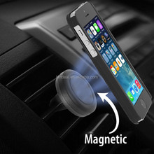 universal car magnetic air vent mount car mobile phone holder for iphone samsung