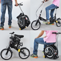 wholesale Folding Bike& Folding bicycle & pocket bike made in china