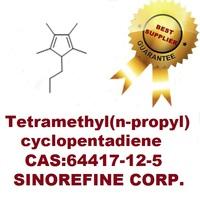 Tetramethyl (N-Propyl) Cyclopentadiene 64417-12-5