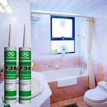 China cheap non-toxic waterproof silicone sealant