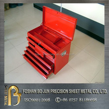 Multi- layer drawers metal tool chest roller tool cabinet