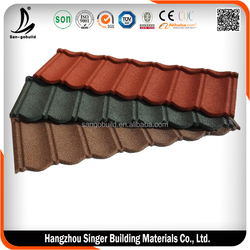 Customize Stone Coated Steel Roofing Tile, Aluminum Zinc Steel Roofing Tile, Aluminium Roof Tiles Prices