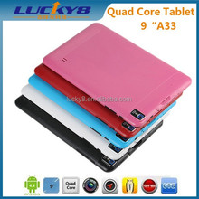 Allwinner A33 Android 4.4 Super Smart Tablet pc,Download Free Mobile Games Tablet 9 Inch,Quad Core android tablet