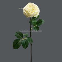 Bulk High Quality Artificial Flower Rose Home Decor Manufacturer
