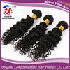 100% Full Cuticle Unprocessed Human Hair Deep Wave 7A Grade Hair Cuticle Remy Brazilian Virgin Hair Weft Extensions