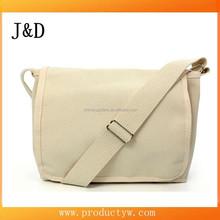 2015 Korean Womens Shoulder Bag blank Handbag Messenger Bags Canvas bag