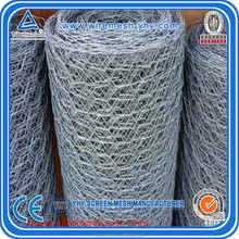 high quality products anping galvanized hexagonal wire mesh