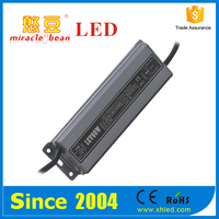 High quality CE ROHS Certificates Waterproof Ripple less than 150mv AC/DC 60W Power Supply 12V 5A