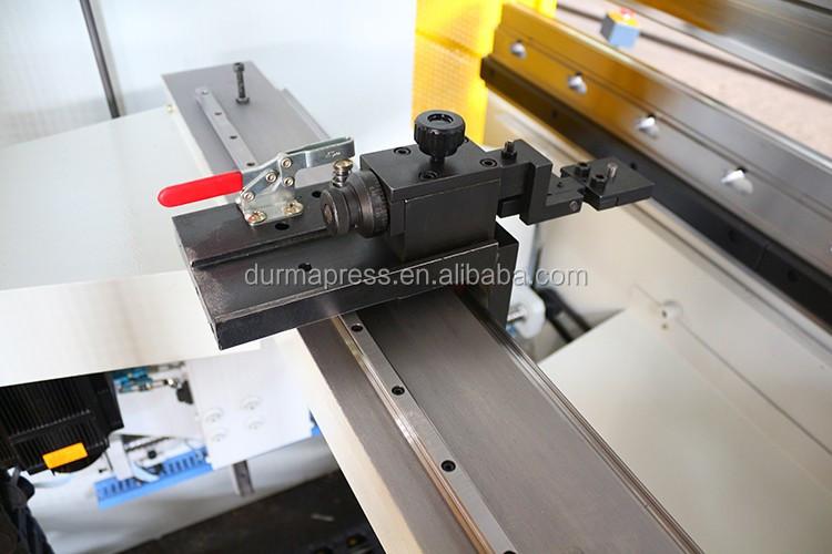 국제 인기 브랜드 Hoston CNC 유압 프레스 브레이크 E200 CNC