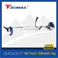 Zomax ZMG4301T weed trimmer china and hand push grass trimmer lawn edge trimmer.