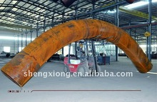 """Carbon Steel Pipe Fittings With Elbow Bends/Tee/Reducer/Cross From 1/2"""" to 72"""""""