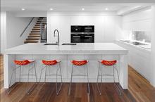 Bespoke kitchen cabinets design with 3D design