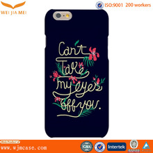 new arrival for iphone 6s casing cover, printing for iphone 6s casing