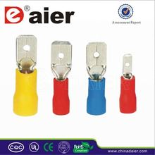 Daier china factory non-insulated cable terminal