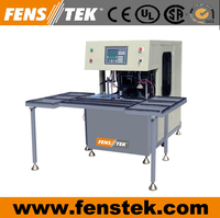 Automatic pvc doors and windows making machine