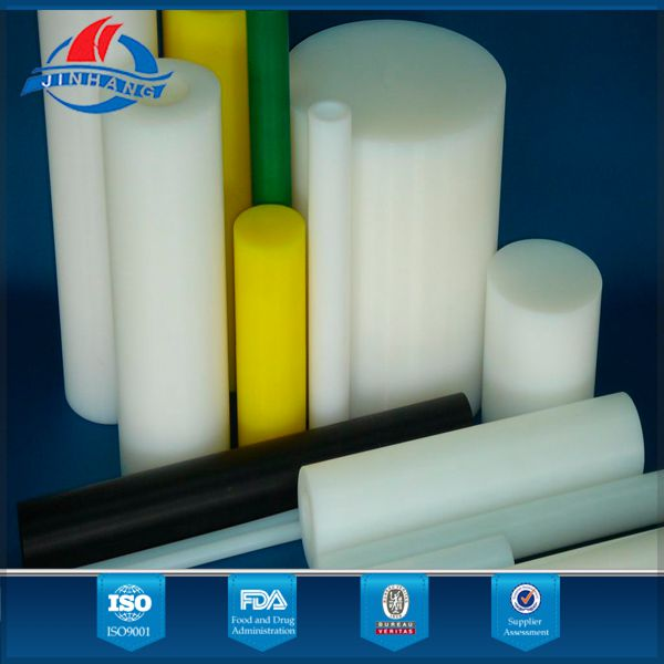 Nylon 6 stick/rod factory