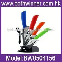 H0t09 colored ceramic knife set, kitchen knife ,chef knife sets for kitchen