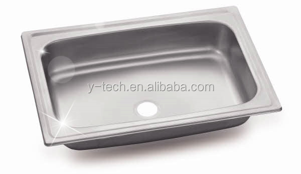 Stainless Steel Sink Inserts : Wholesale Sinks Scrub Sink Insert Stainless Steel Kitchen Sink Yk1420 ...