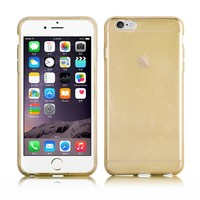"""Soft Back Silicone TPU Rubber Cover Case For Apple iPhone 6 4.7"""""""