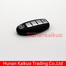 Good quality remote key with 4 button auto remote key for Nissan new Sunny car remote control