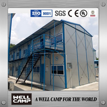Middle East area No.1 labour camp factory supply prefab houses