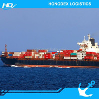 lcl fob freight rates shipping cost from ningbo to Mexico