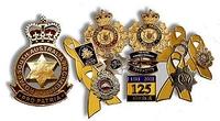 Hot quality custom badges, metal badges
