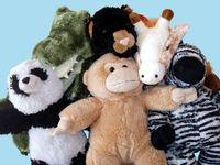 wholesale unstuffed plush animals , unstuffed plush animal skins, unstuffed animal toys