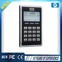 Time Attendance LCD RFID Access controllers
