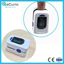 Acurio Quality 4 Ways OLED Display fingertrip pulse oximeter with Alarm Beeper Heart Rate SpO2 pulse Oximeter digital oximeter
